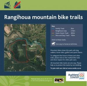 Waiheke Mountain Bike Trail