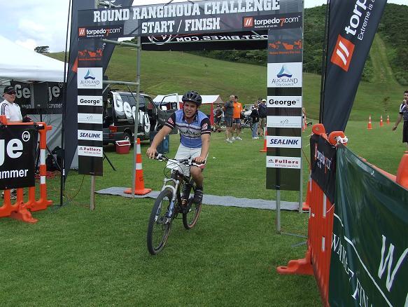 Round Rangihoua Challenge – 1st Dec 2012