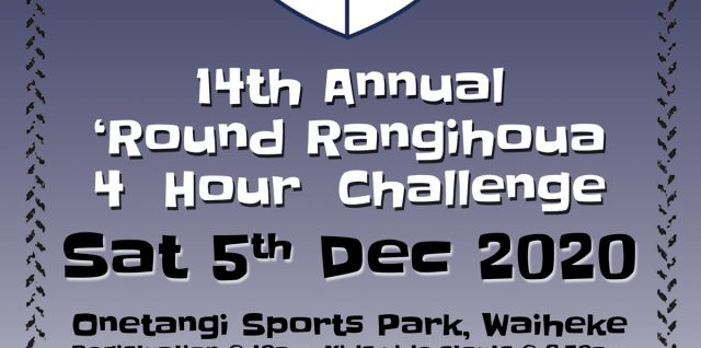 Waiheke Mountain Bike Club annual event